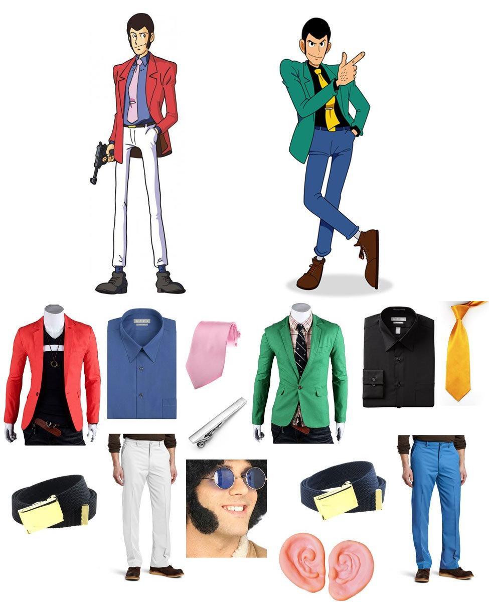 Arsène Lupin III Cosplay Guide