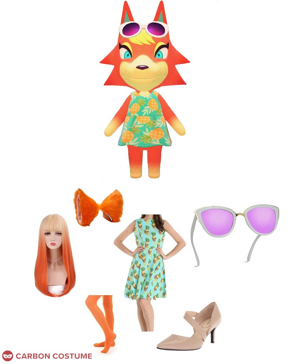 Audie from Animal Crossing Cosplay Guide