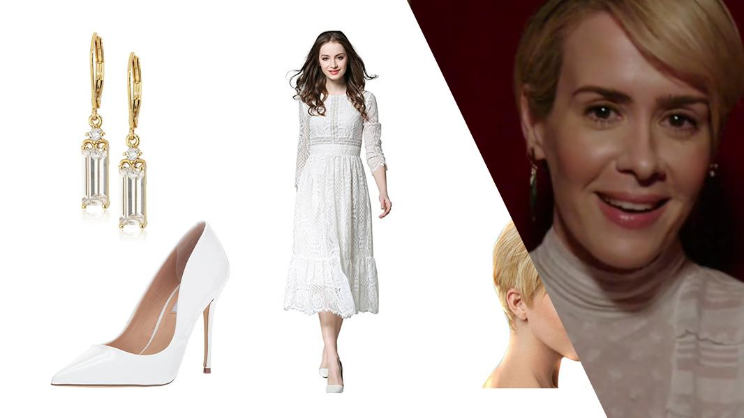Audrey Tindall from American Horror Story: Roanoke Cosplay Tutorial