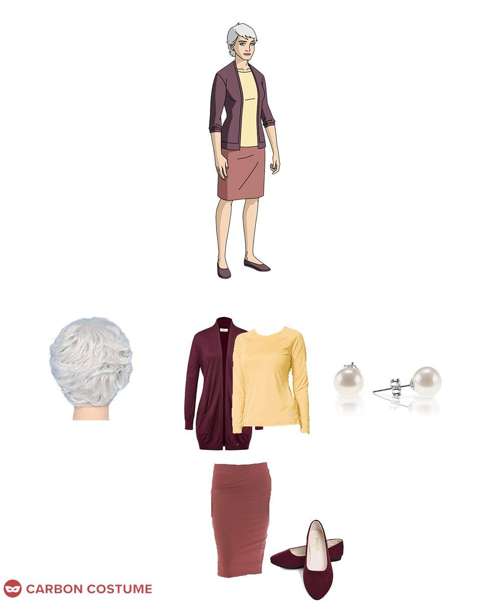 Aunt May Cosplay Guide