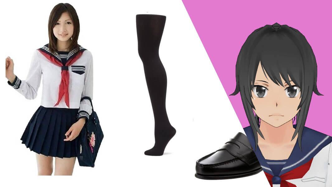 Ayano Aishi Cosplay Tutorial