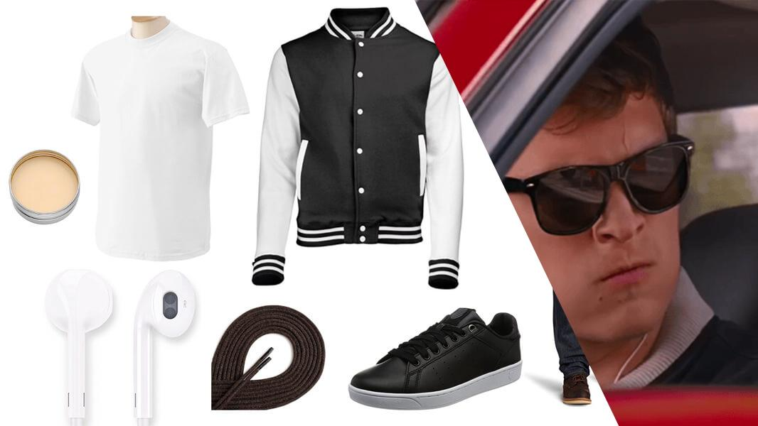 Baby Driver Cosplay Tutorial