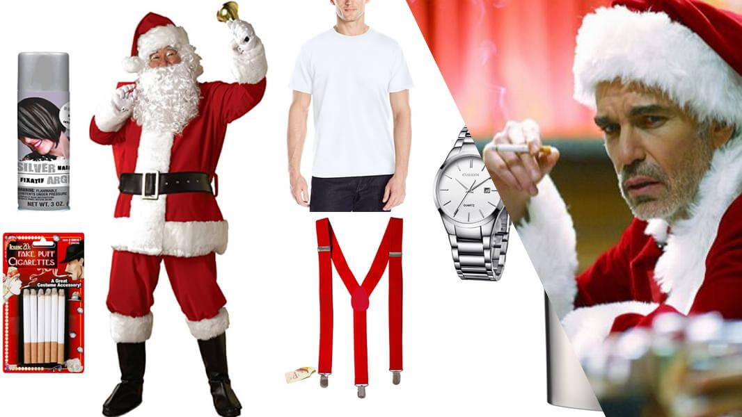 Bad Santa Cosplay Tutorial