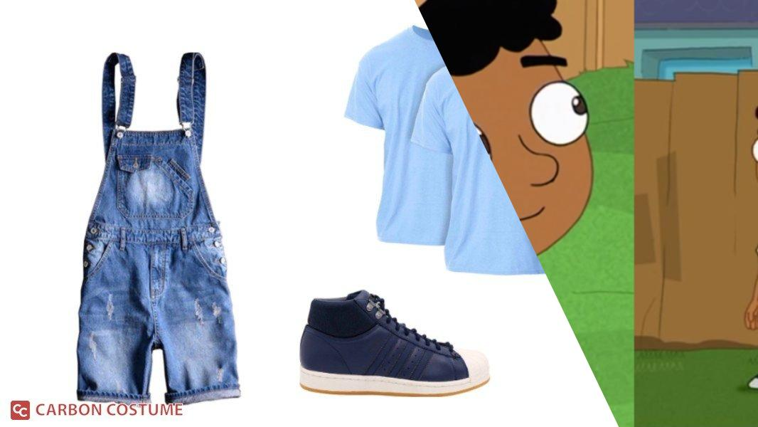 Baljeet from Phineas and Ferb Cosplay Tutorial