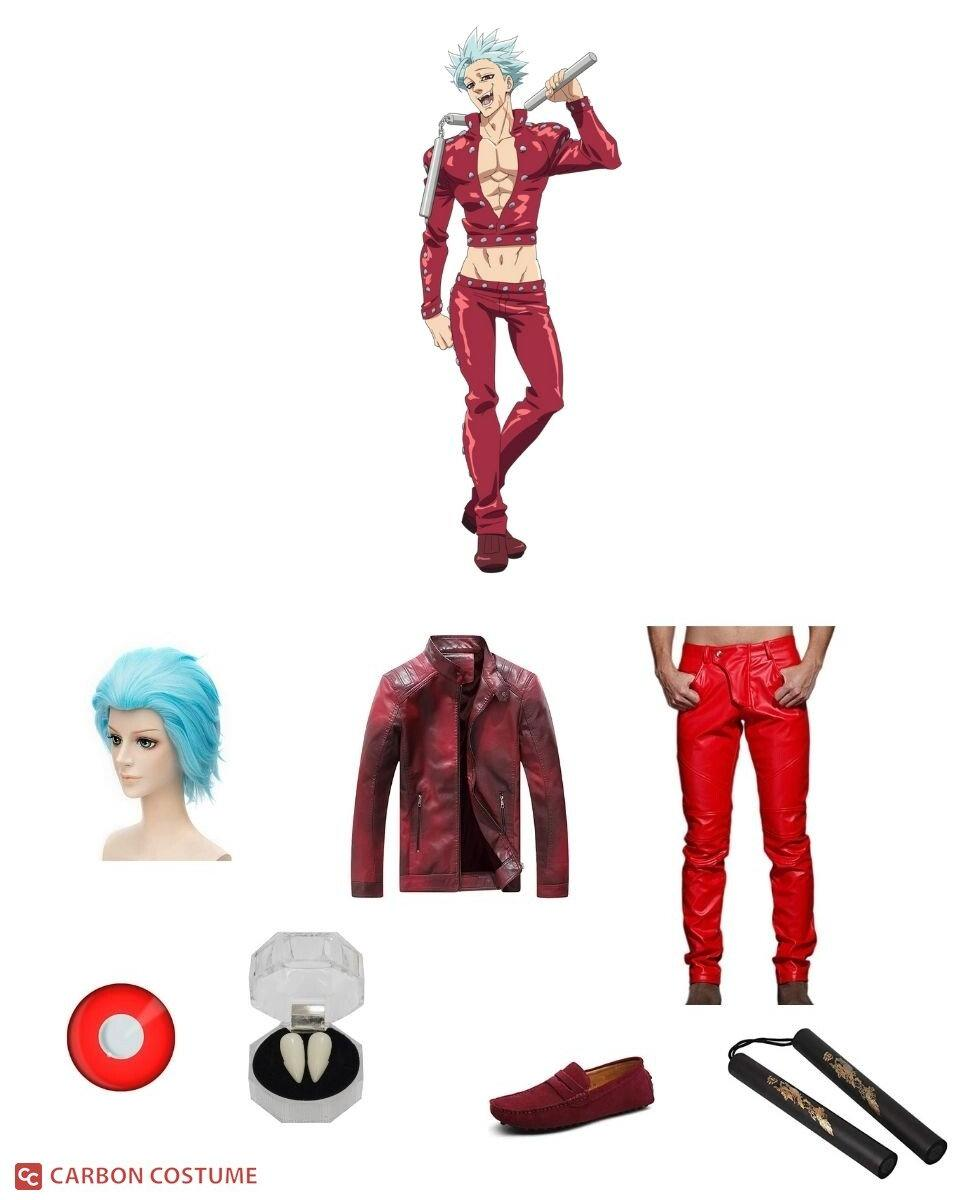 Ban from Seven Deadly Sins Cosplay Guide