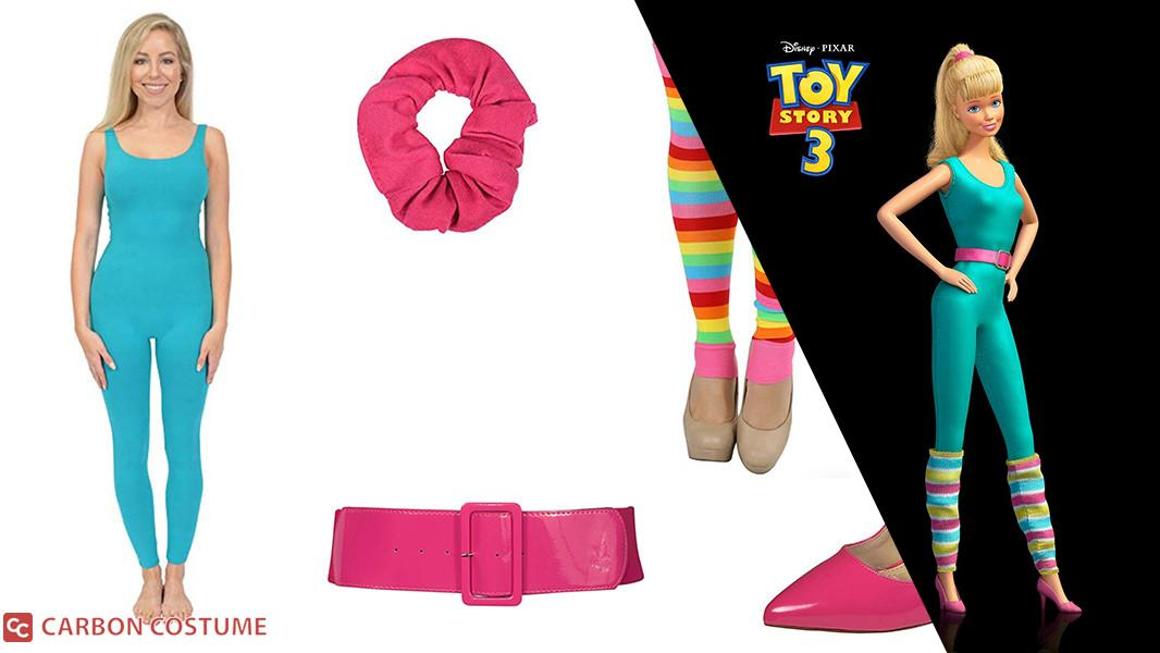 Barbie from Toy Story Cosplay Tutorial