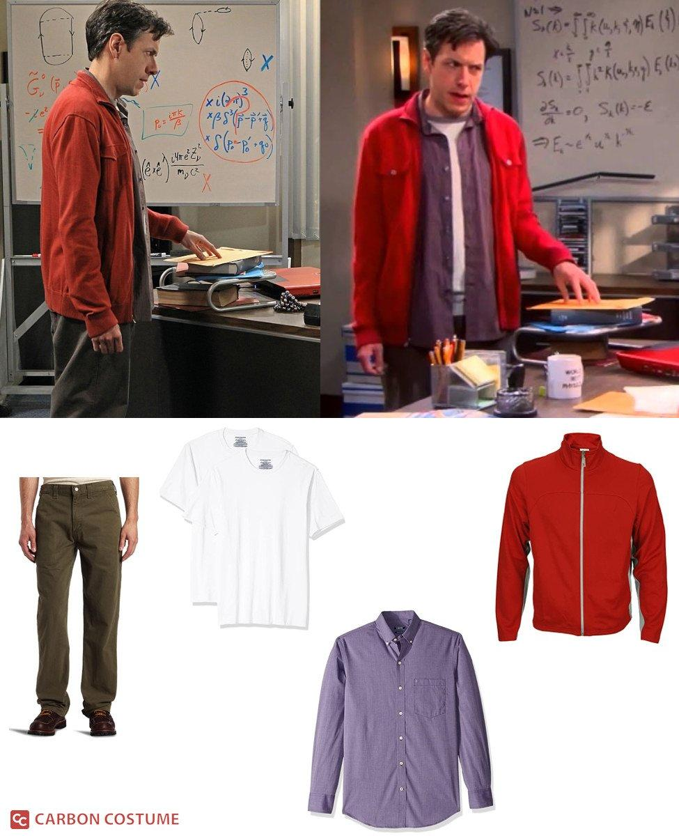 Barry Kripke from The Big Bang Theory Cosplay Guide