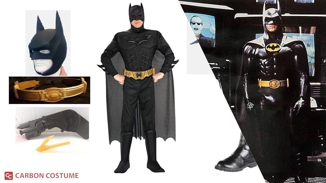 Batman (1989) Cosplay Tutorial