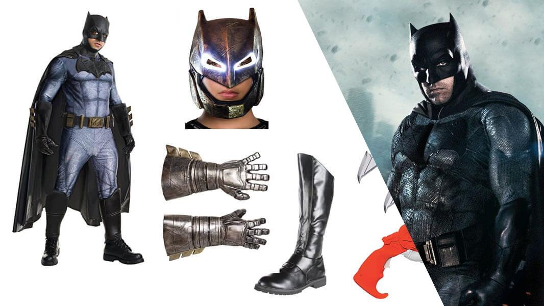 Batman (2016) Cosplay Tutorial