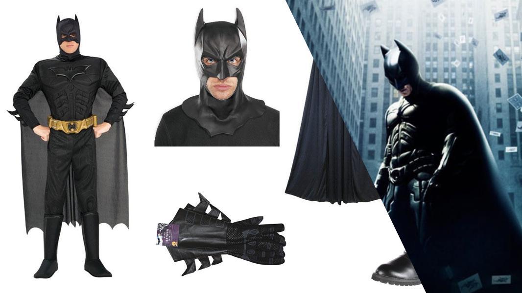Batman Cosplay Tutorial
