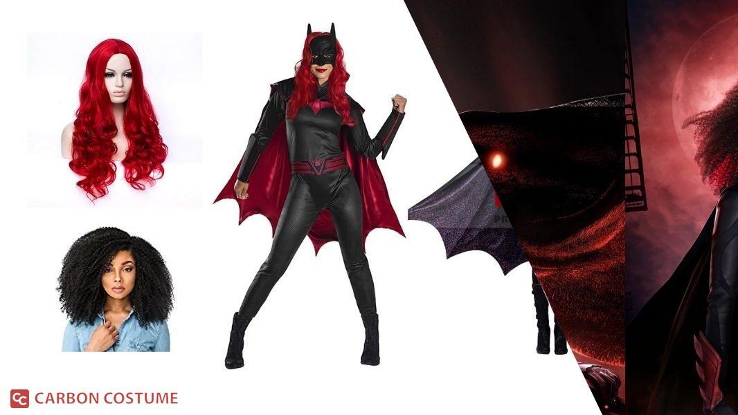 Batwoman Cosplay Tutorial