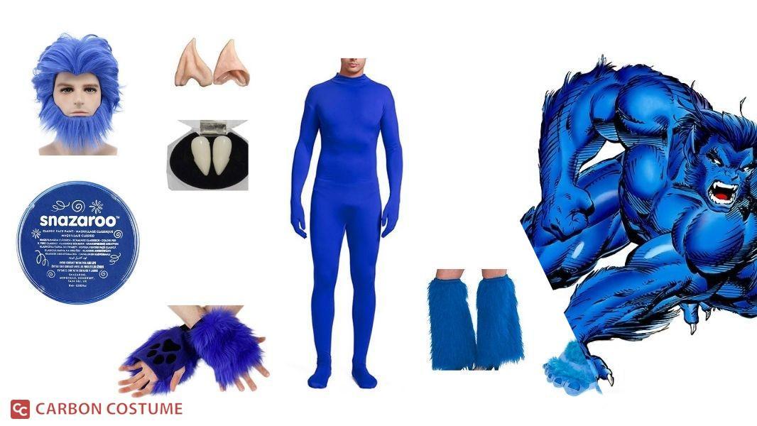 Beast from X-Men Cosplay Tutorial