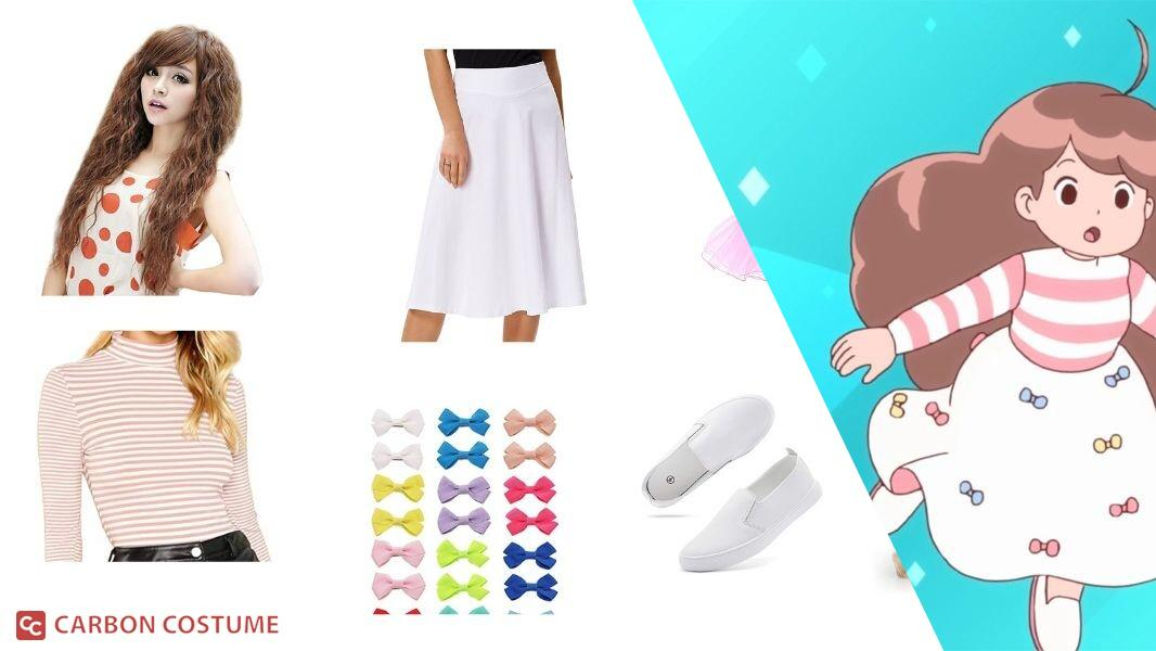 """Bee and PuppyCat from """"Lazy In Space"""" Cosplay Tutorial"""