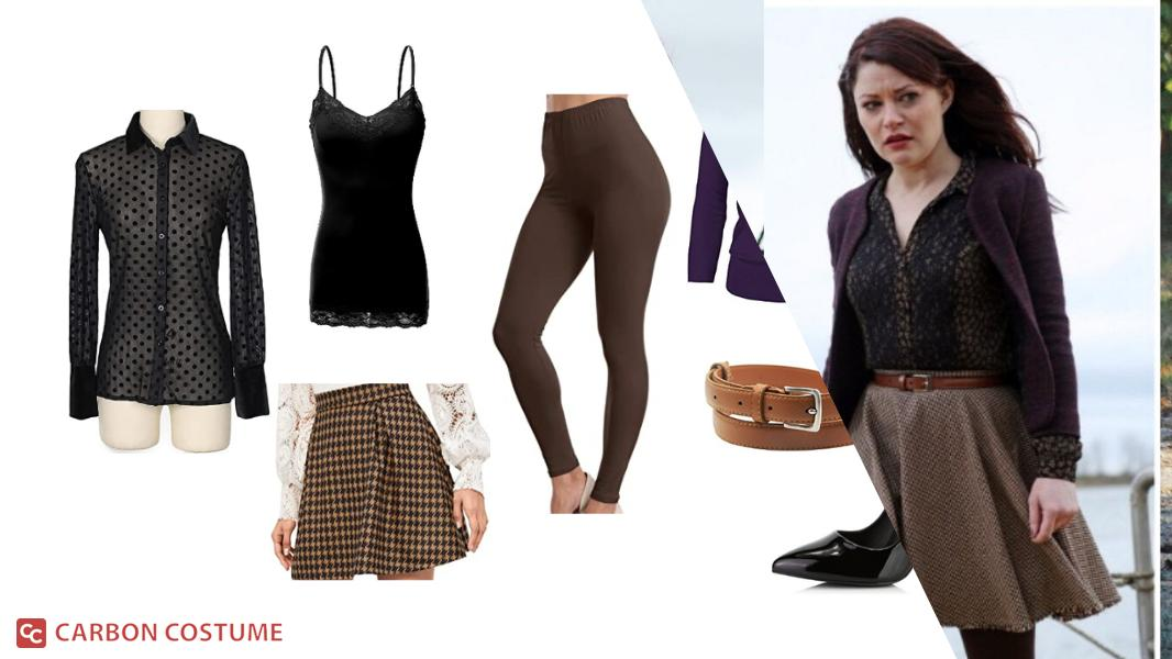 Belle French from Once Upon a Time Cosplay Tutorial