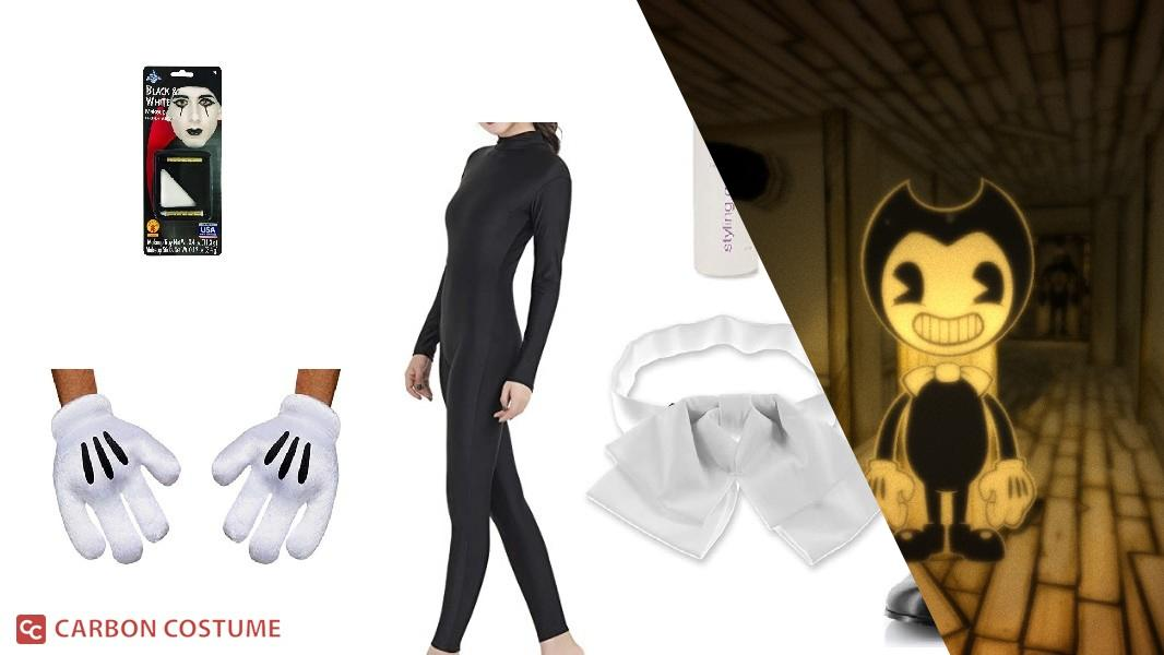 Bendy from Bendy and the Ink Machine Cosplay Tutorial