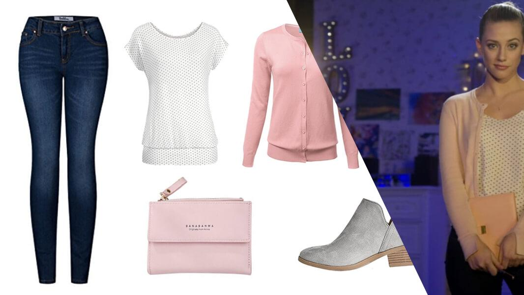 Betty Cooper from Riverdale Cosplay Tutorial