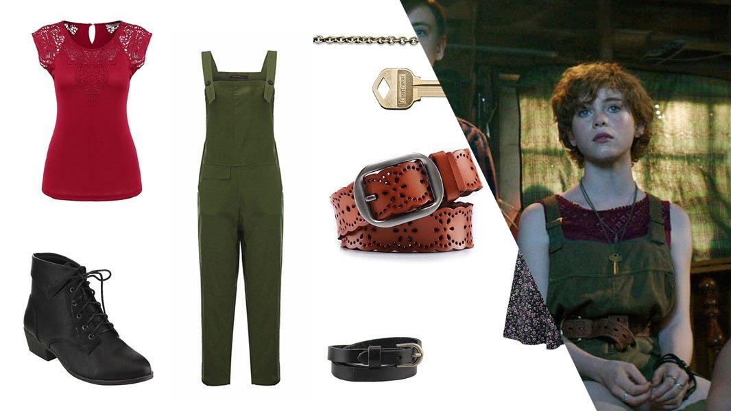 Beverly Marsh from It (2017) Cosplay Tutorial