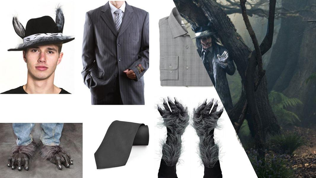 Big Bad Wolf from Into the Woods Cosplay Tutorial