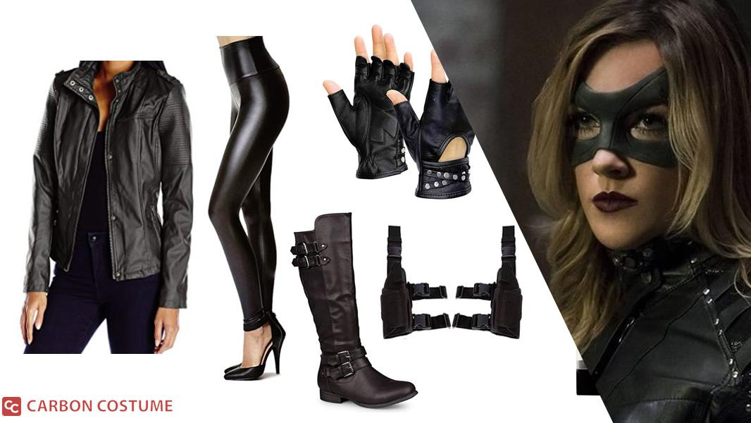 Black Canary from Arrow Cosplay Tutorial