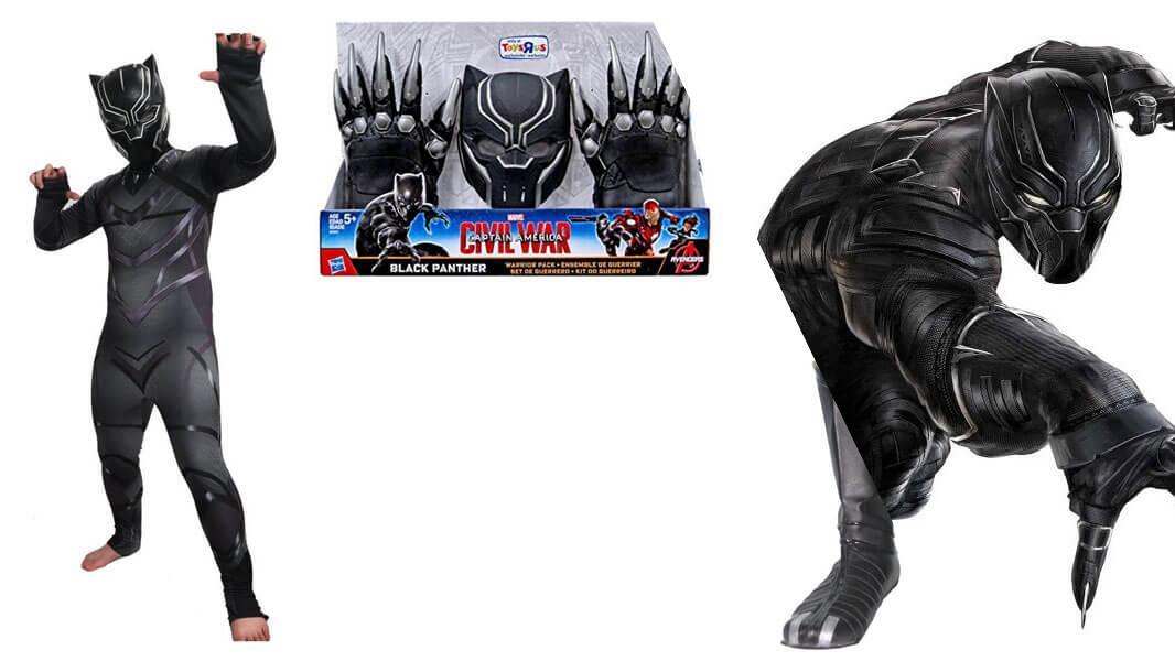 Black Panther Cosplay Tutorial