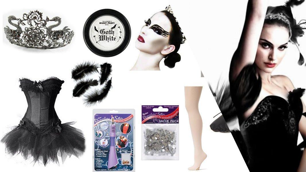 Black Swan Cosplay Tutorial