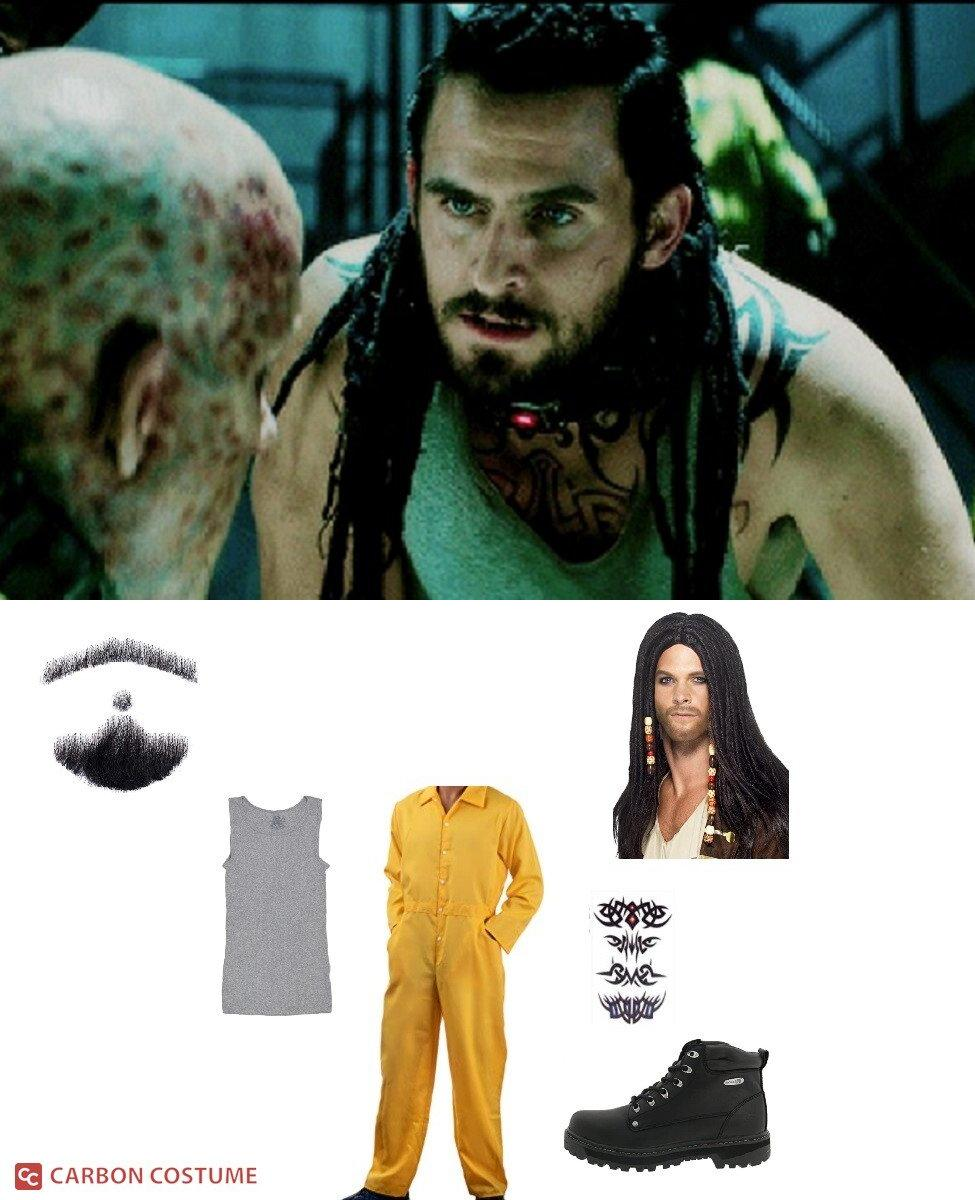 Black Tom Cassidy from Deadpool 2 Cosplay Guide