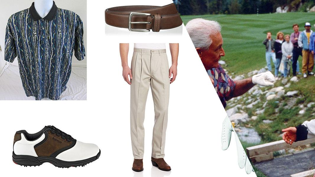Bob Barker in Happy Gilmore Cosplay Tutorial