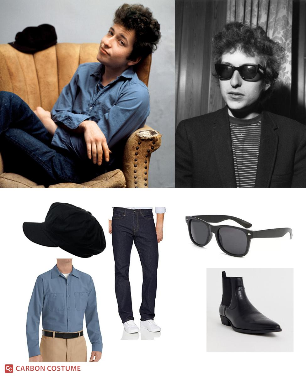 Bob Dylan Cosplay Guide