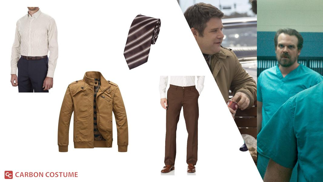 Bob Newby from Stranger Things Cosplay Tutorial