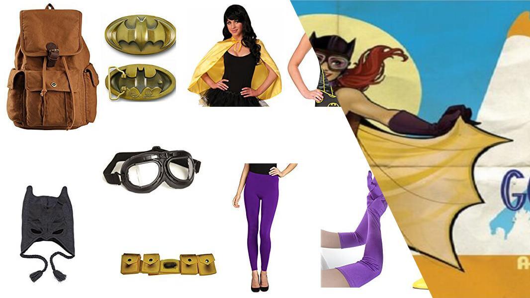 Bombshell Batgirl Cosplay Tutorial