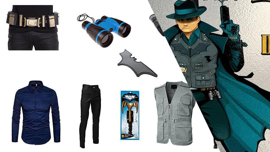 Bombshell Batman Cosplay Tutorial