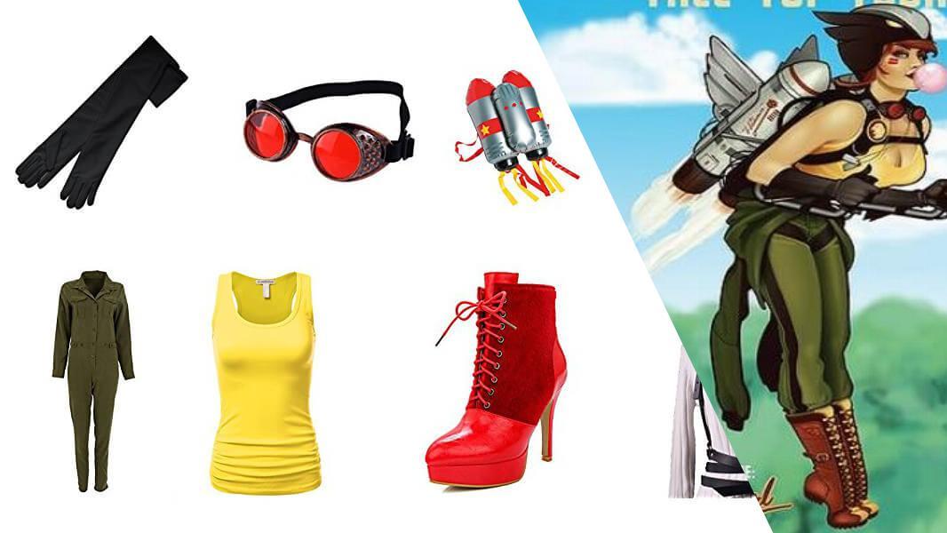 Bombshell Hawkgirl Cosplay Tutorial