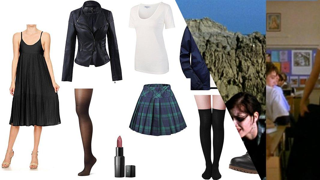 Bonnie from The Craft Cosplay Tutorial