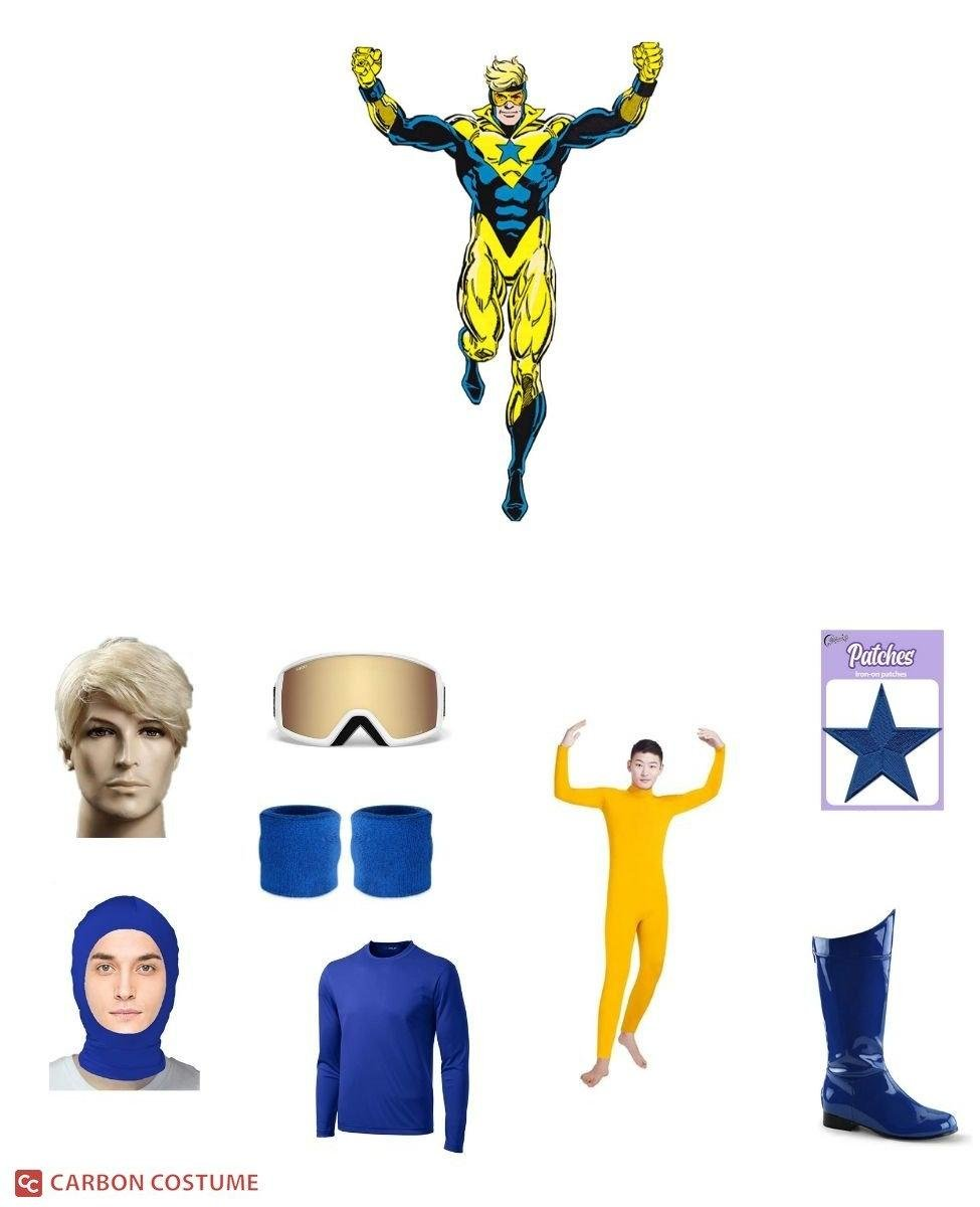 Booster Gold Cosplay Guide
