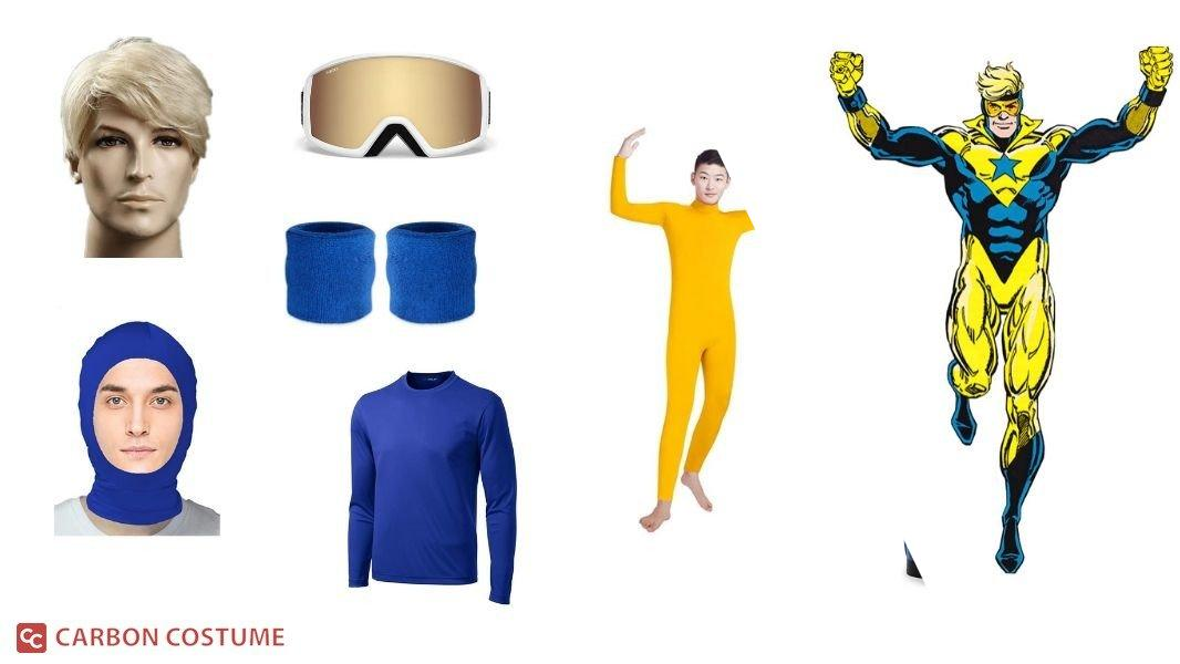 Booster Gold Cosplay Tutorial