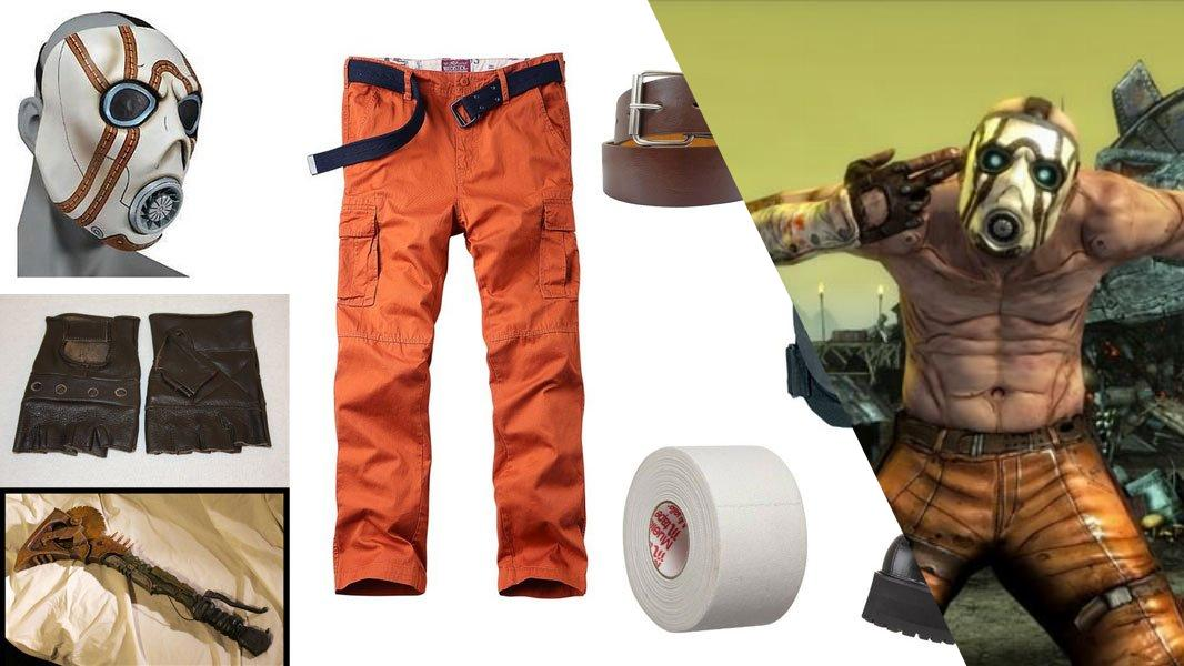 Borderlands Psycho Cosplay Tutorial