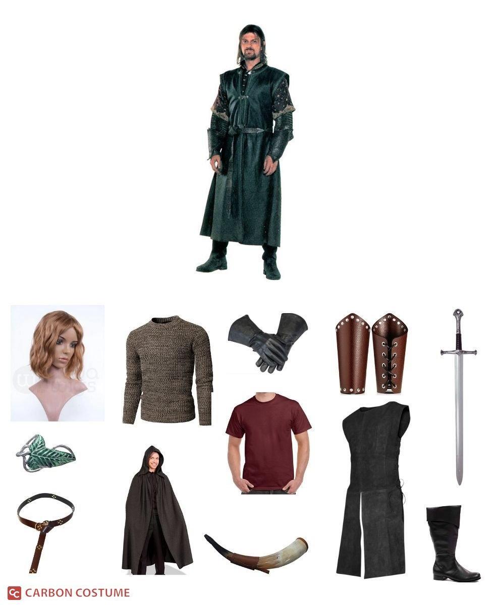 Boromir Cosplay Guide