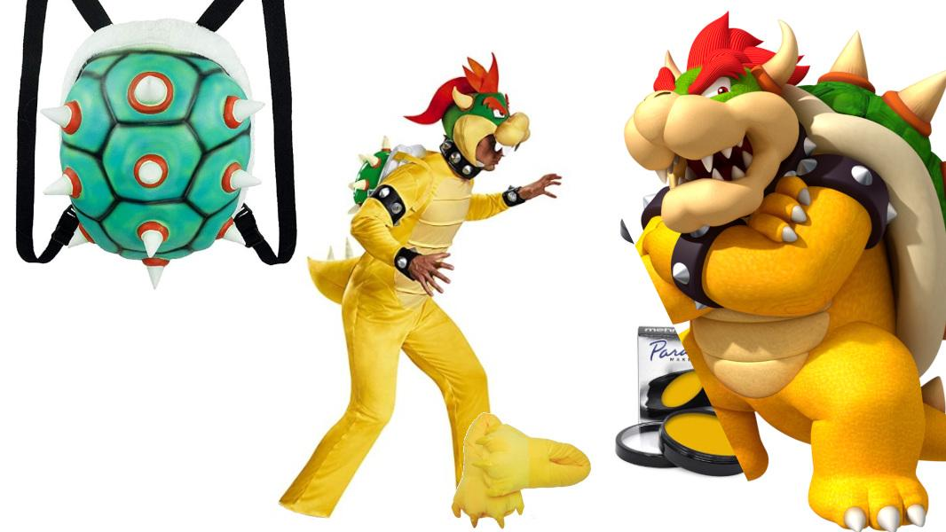Bowser from Super Mario Bros. Cosplay Tutorial