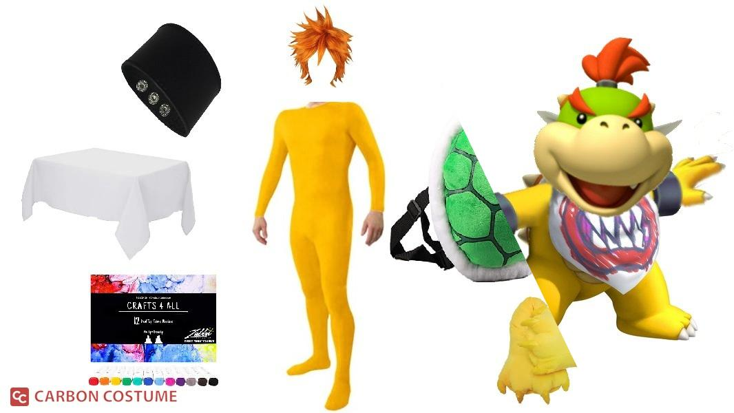 Bowser Jr. from Super Mario Cosplay Tutorial