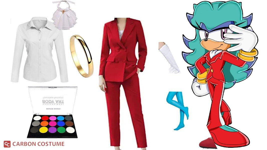 Breezie the Hedgehog from Sonic the Hedgehog (Archie) Cosplay Tutorial