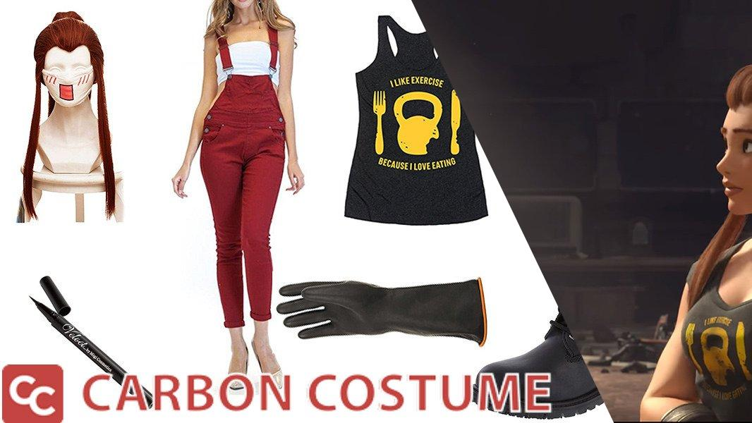 Brigitte Cosplay Tutorial