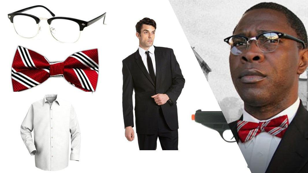 Brother Mouzone Cosplay Tutorial