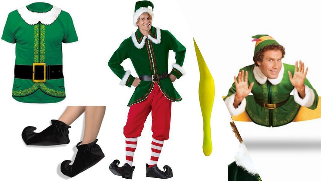 Buddy the Elf Cosplay Tutorial