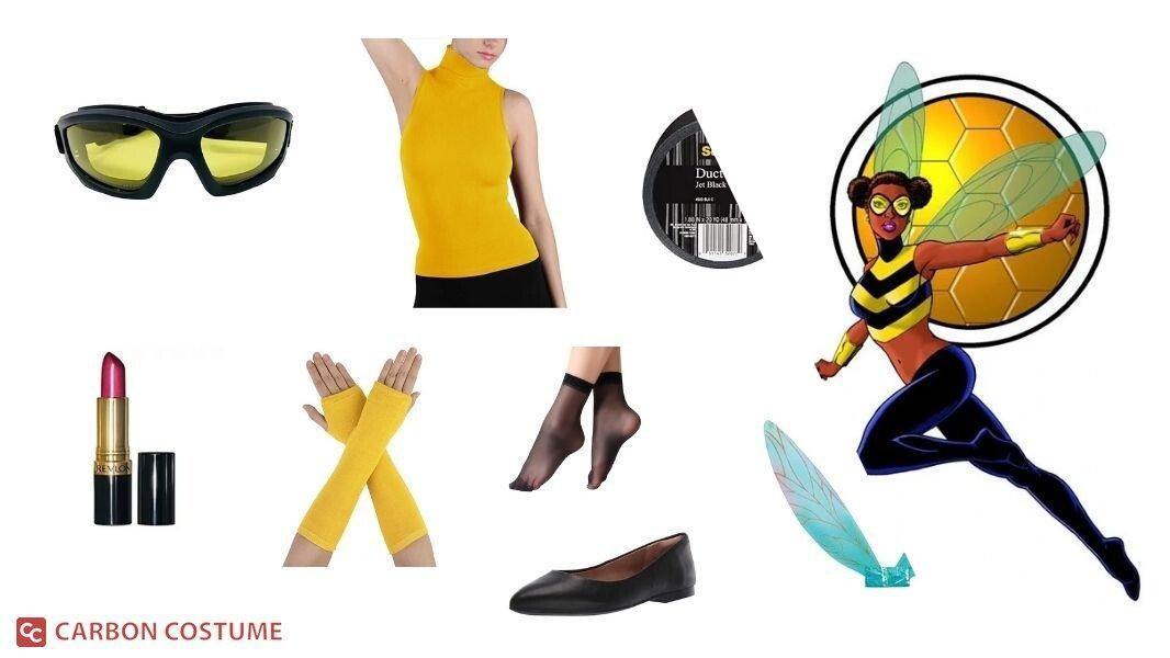 Bumblebee Cosplay Tutorial
