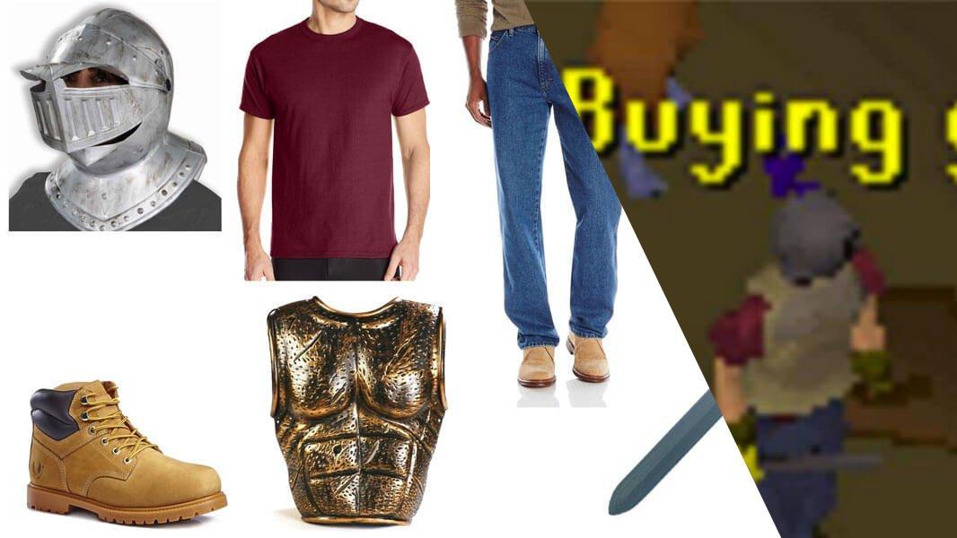 Buying GF Cosplay Tutorial