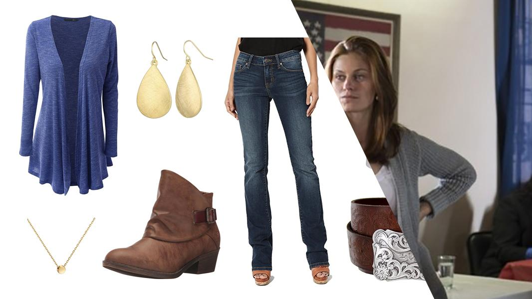 Cady Longmire Cosplay Tutorial