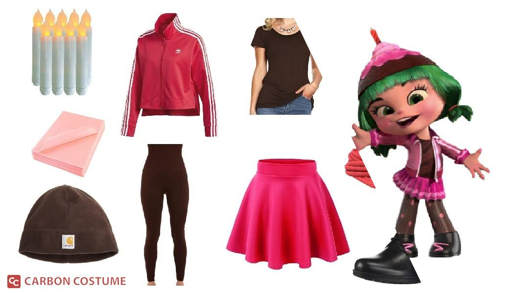 Candlehead from Wreck-It Ralph Cosplay Tutorial