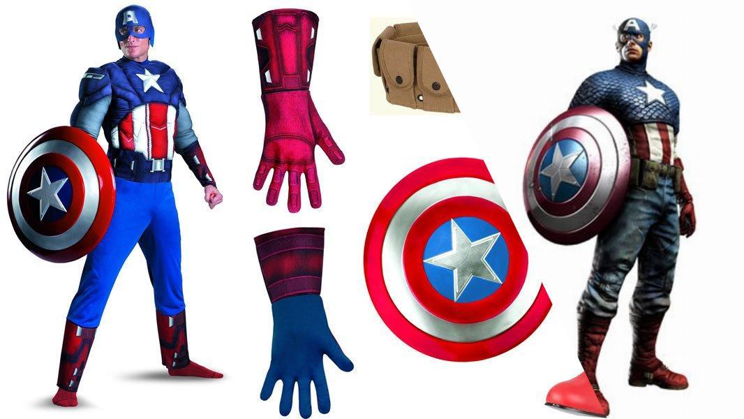 Captain America Cosplay Tutorial