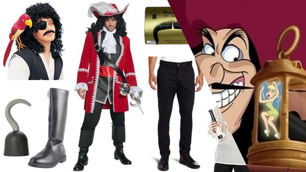 Captain Hook Cosplay Tutorial