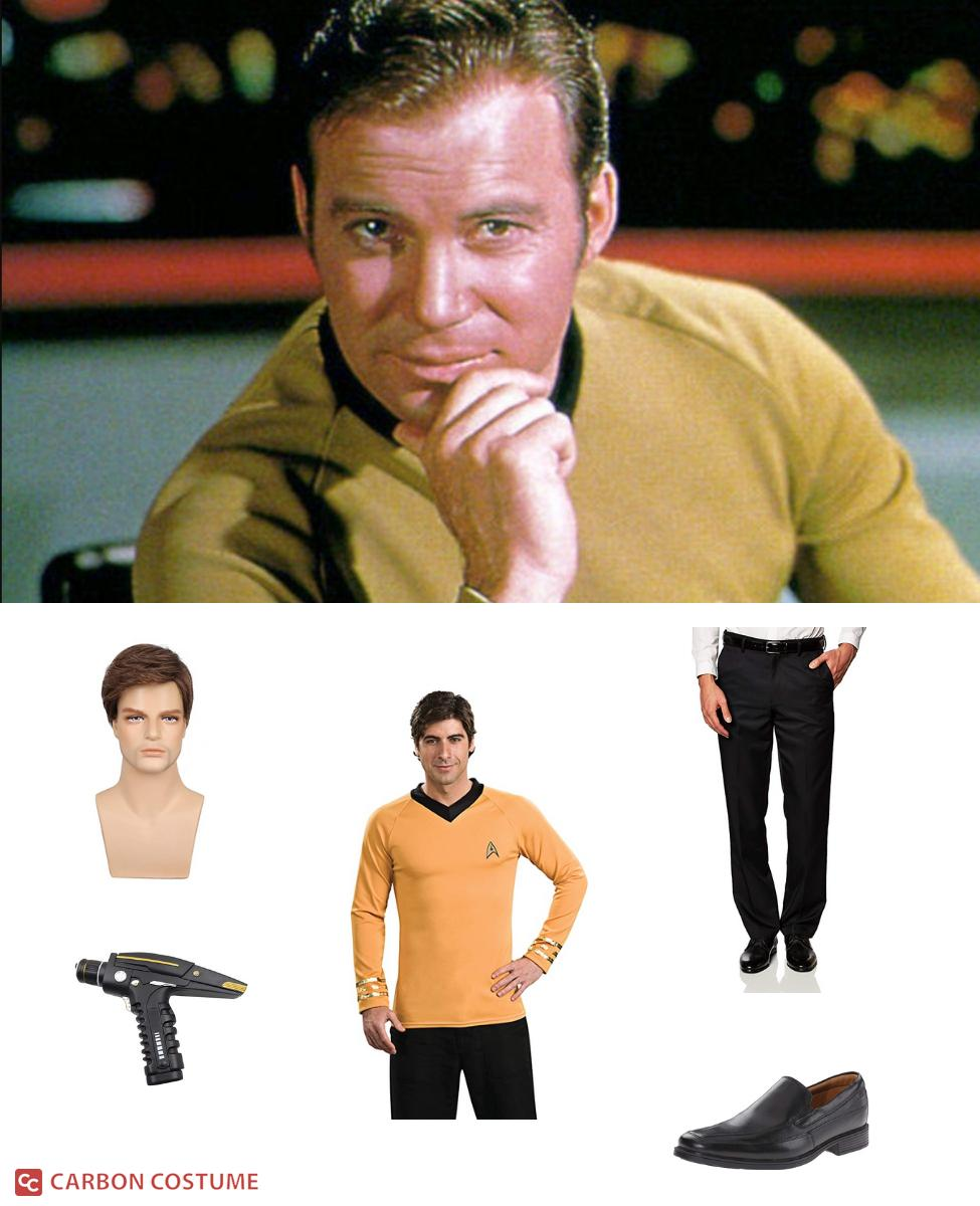 Captain James T. Kirk Cosplay Guide